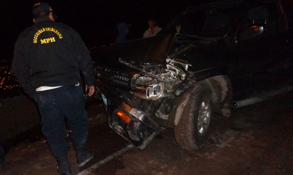 Jornada Ayacucho accidente